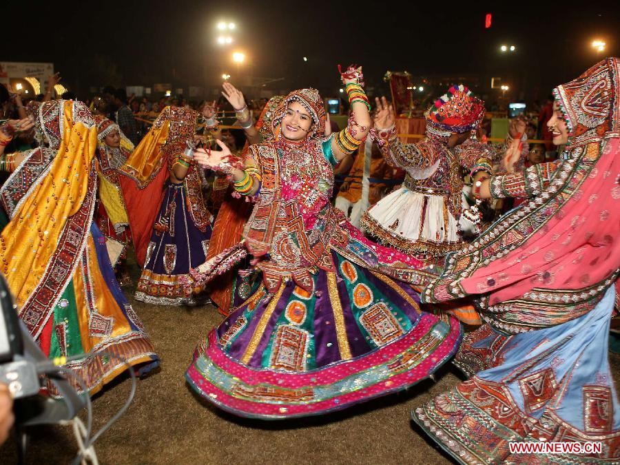 Navratri: How The Hindu Festival Navratri Is Celebrated