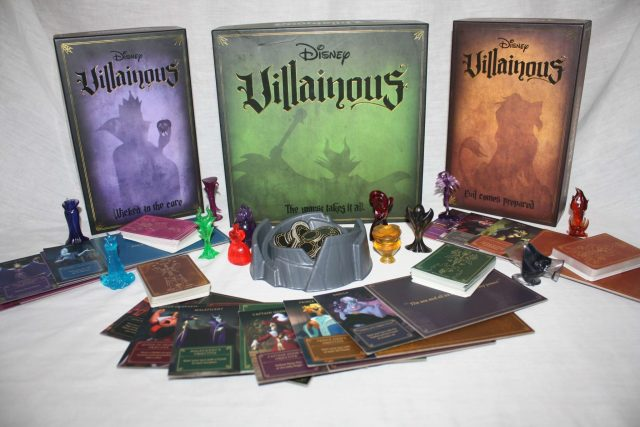 Disney Villainous and Expansions