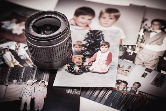 spending time with kids to build a family memory
