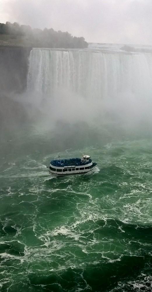 Niagara Falls, Ontario or My Birthday Trip (1/6)
