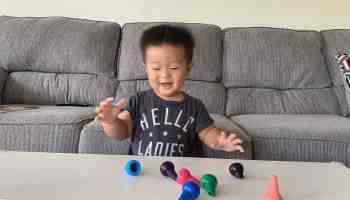 Awesome Stacking Toys To Build Fine Motor Skills: For Babies and Toddlers