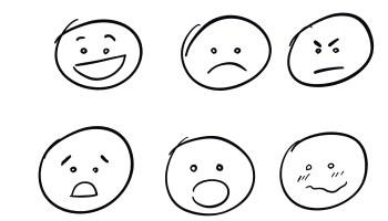 feelings and emotions unit for preschool
