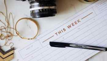 Days of the Week Preschool Unit Plan