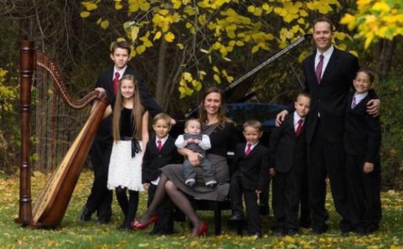 Karmel Larson Family