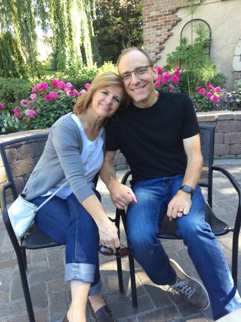 Brian and Tammi Sevy