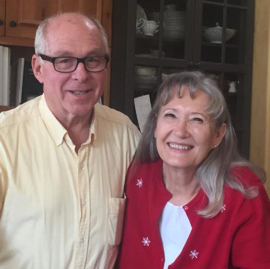 Jim and Carol Lindsey