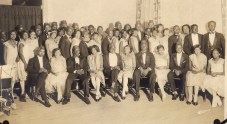 Tuskegee Institute Knights of Columbus Formal Dance 1928