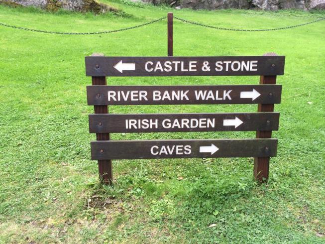 Blarney Castle - discoveringyourhappy.com