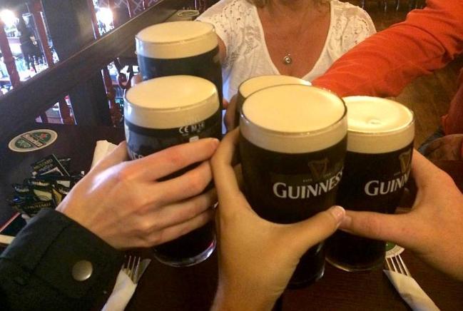 Guinness - discoveringyourhappy.com