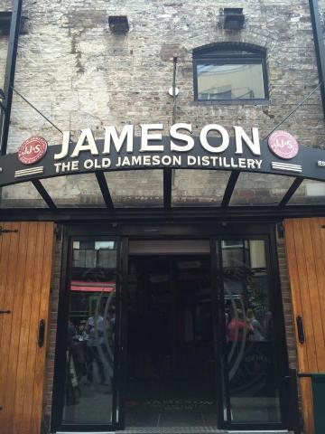 Jameson, Dublin - discoveringyourhappy.com