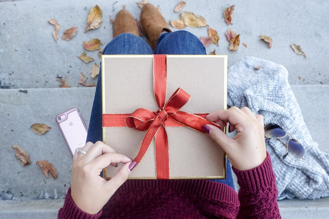 Holiday Gift Guide For Her - www.discoveringyourhappy.com