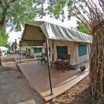 Karamoja Safari Lodge - Tented Accommodation Moroto