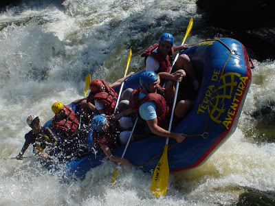 Rafting in Beas
