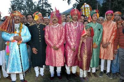 Royal Family of Kullu