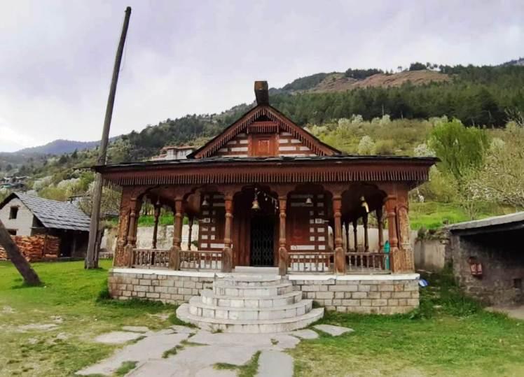 Neelkanth Mahadev Temple Bran