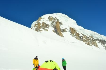 Mt Deo Tibba