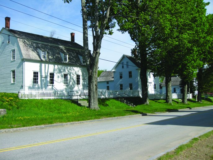 SDLMeeting House Row