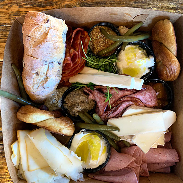 Farmer's Board Grazing Box - Rural Routes Brewing Co.