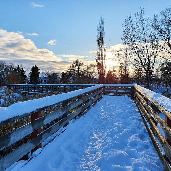 Family-Friendly Winter Fun in the Leduc Region