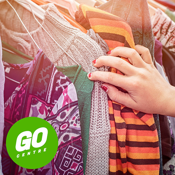 Clothing Market | Sponsored by The GO Centre