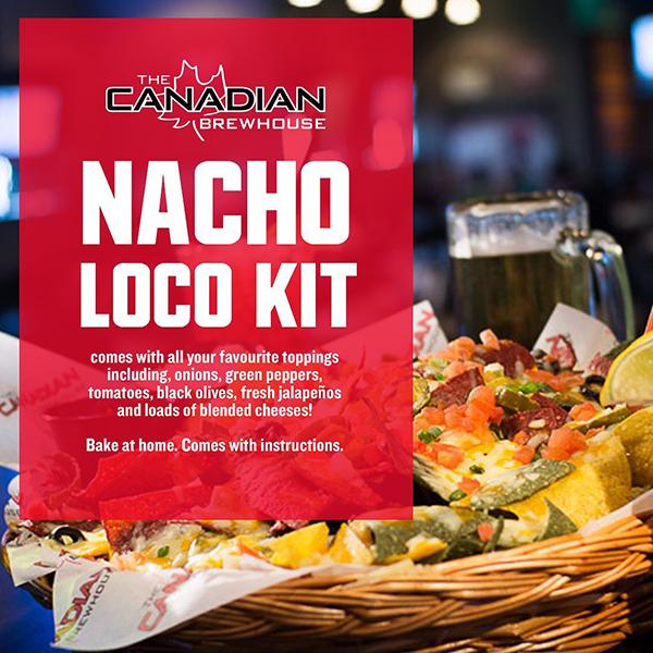 The Canadian Brewhouse Nacho Loco Kit