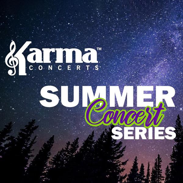 Karma Concerts' Summer Concert Series: Sep 11, 2021