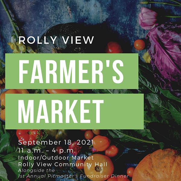 RVCA Farmer's Market - Sep 18, 2021