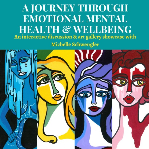 Art Showcase & Mental Health Discussion: Aug 27, 2021