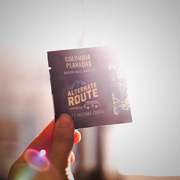 Alternate Route Instant Coffee Packs