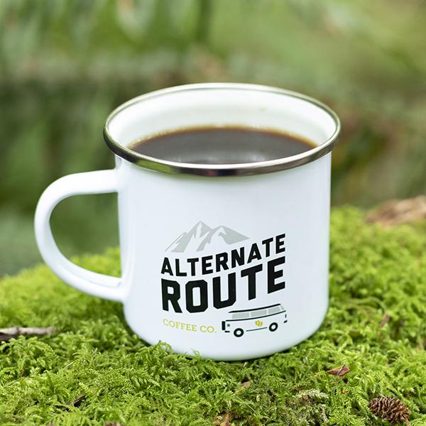 Alternate Route Camp Mug