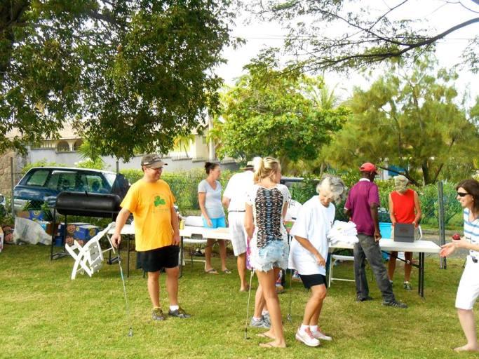 Montserrat Animal Protection Society (MAPS) Golf Tournament on Friday, March 13, 2015 (Pamela Holley Photo)