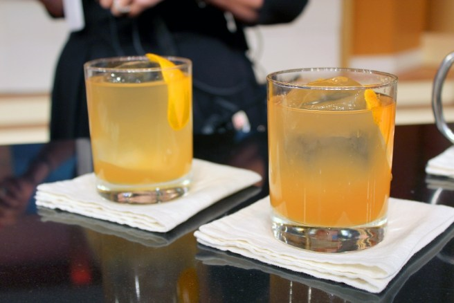 The Montserrat Cocktail (SteveHarveytv.com Photo)