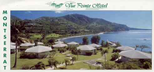 2002 Post Card of Vue Pointe Hotel