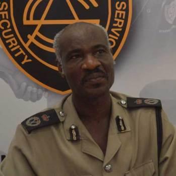 Commissioner Steve Foster, Royal Montserrat Police Service