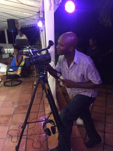 Show Producer Adrian Edgecombe