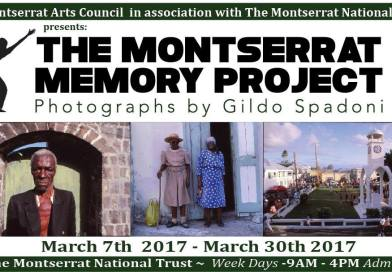 The Montserrat Memory Project Coming in March