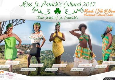 First Miss St Patrick's Cultural Pageant on Wednesday