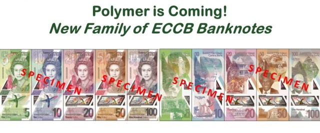 Montserrat to Get Updated EC Dollar Banknotes By June 2019