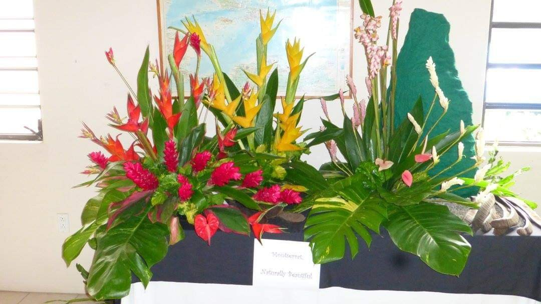 National Trust Flower Show