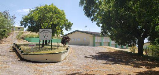 Brades Primary School main entrance