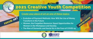 2021 Creative Youth Art Competition