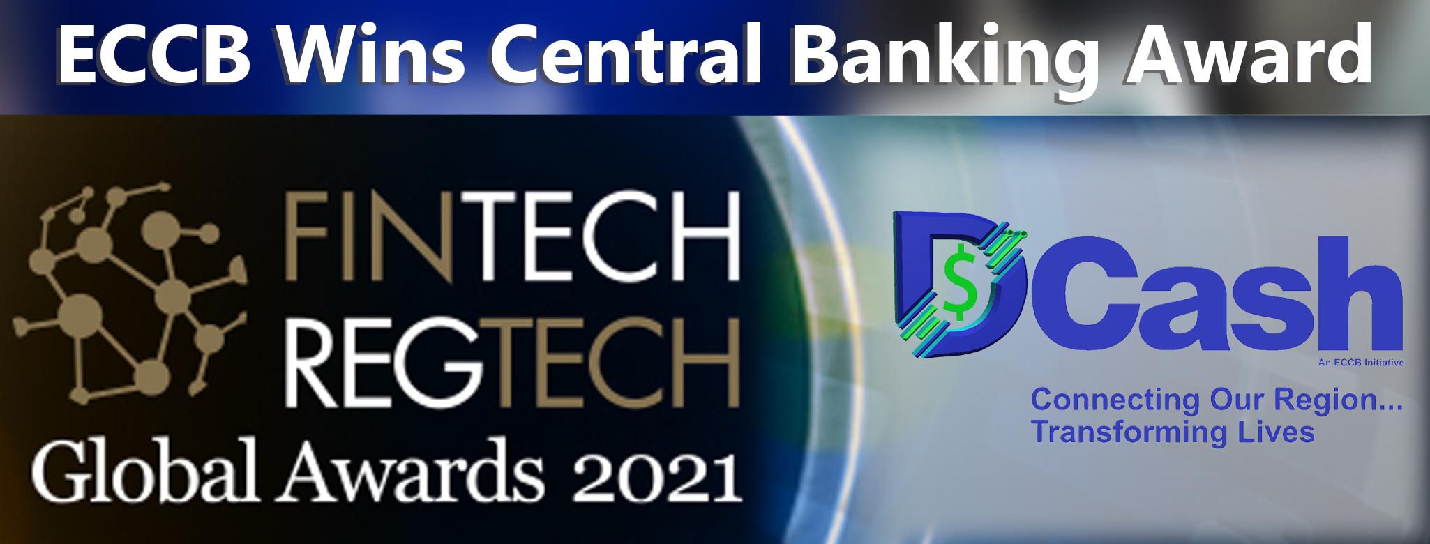 ECCB Wins Central Banking Award