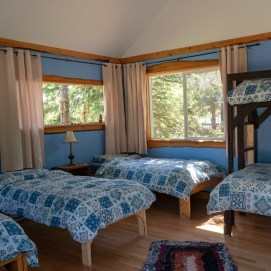 Rent Cabin at Ness Creek