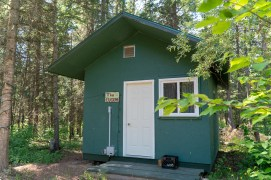 rent cabins at ness creek