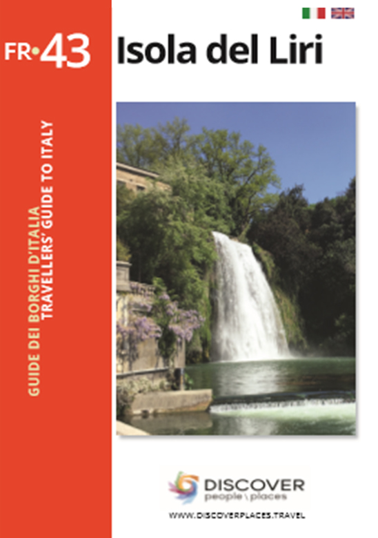 Guide of Isola del Liri book cover
