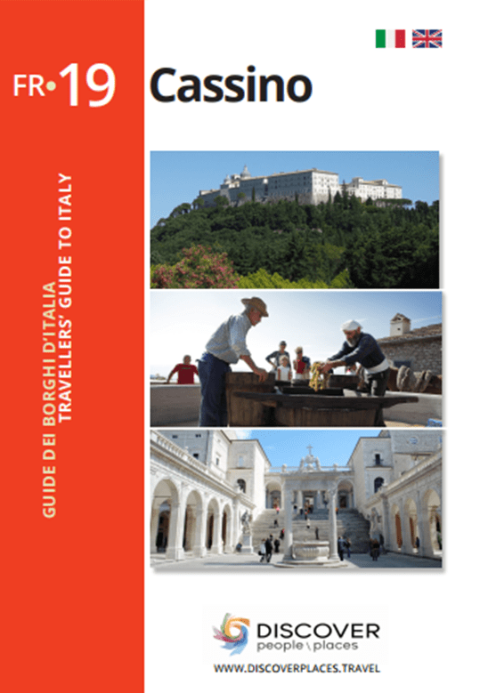Guide of Cassino book cover