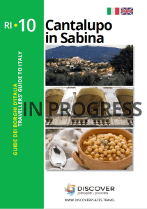 Guida di Cantalupo in Sabina book cover