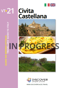 Guida di Civita Castellana book cover