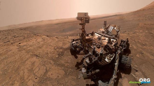 Lightning on Mars due to dust storms or other events