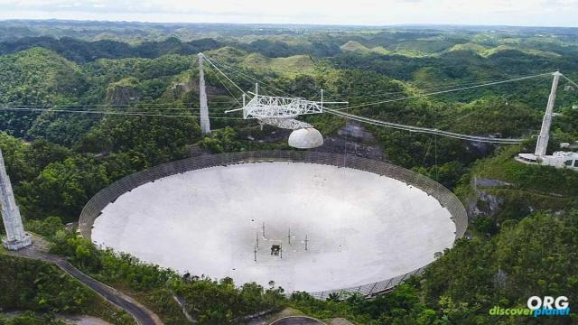 Cleaning up Arecibo could cost between $30-50 million